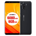 Ulefone Power 3S 4GB RAM + 64GB ROM ブラック
