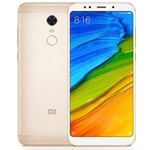 Xiaomi Redmi 5 Plus 4GB RAM + 64GB ROM ゴールド