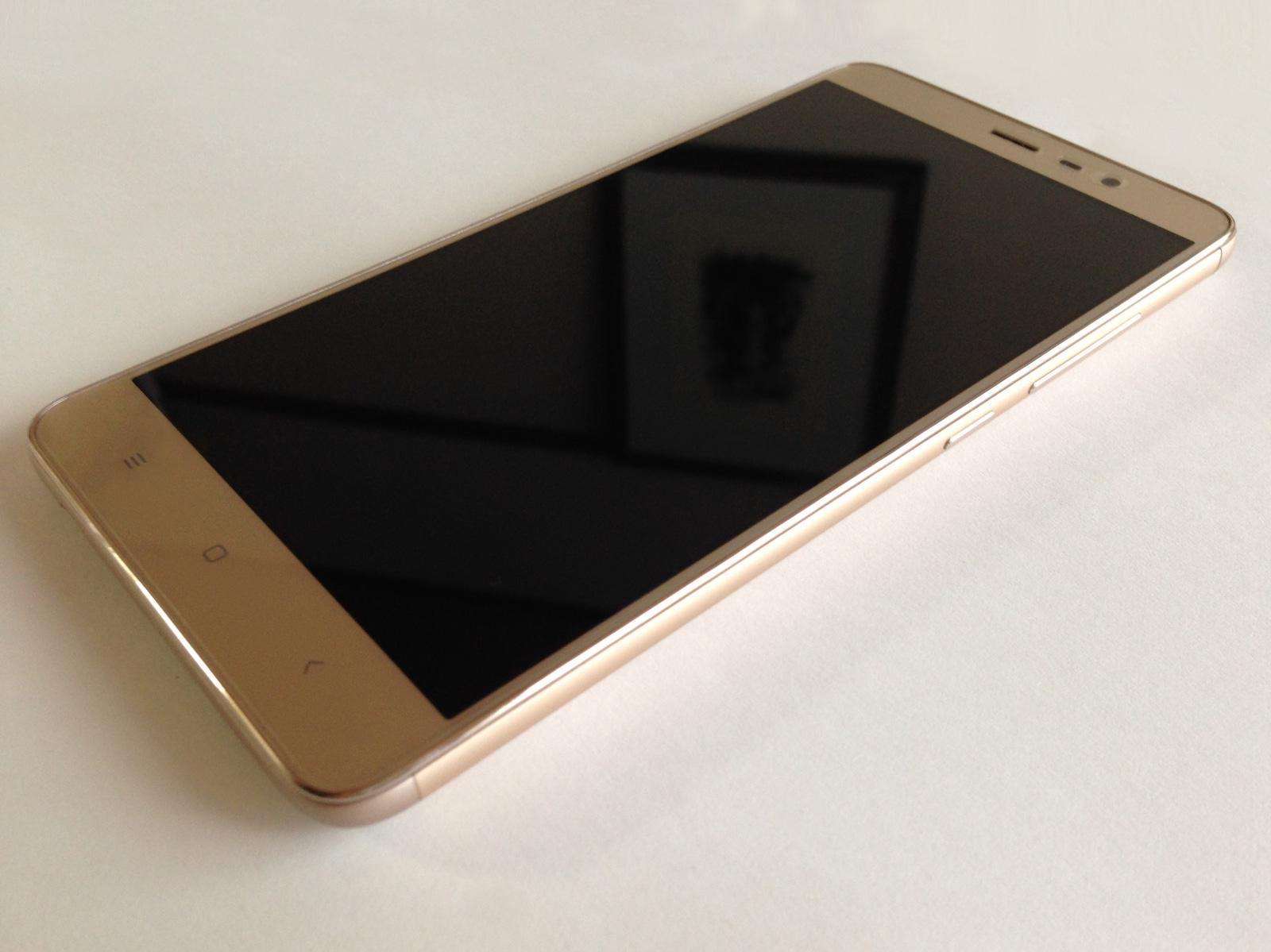 Xiaomi Redmi Note 3 Pro 本体 画面