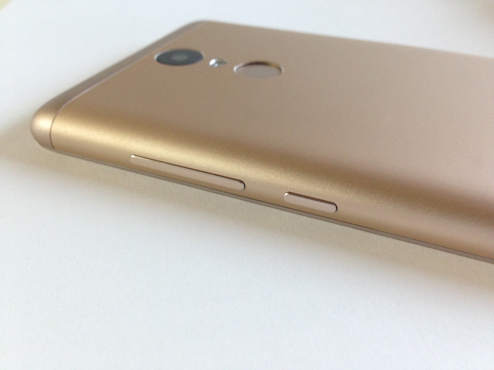 Xiaomi Redmi Note 3 Pro 音量調節ボタン 電源ボタン