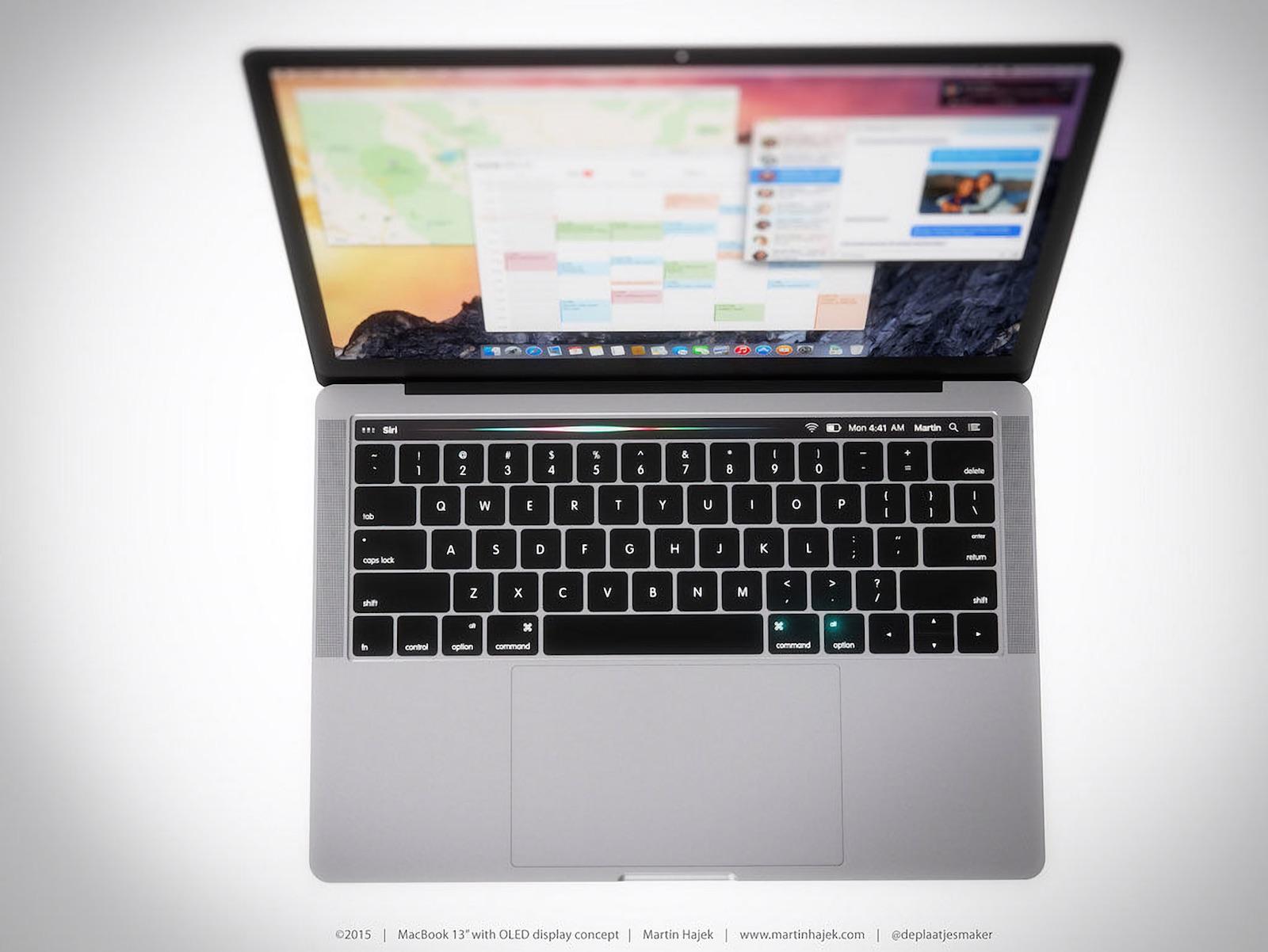 2016年 新型MacBook Pro 予想