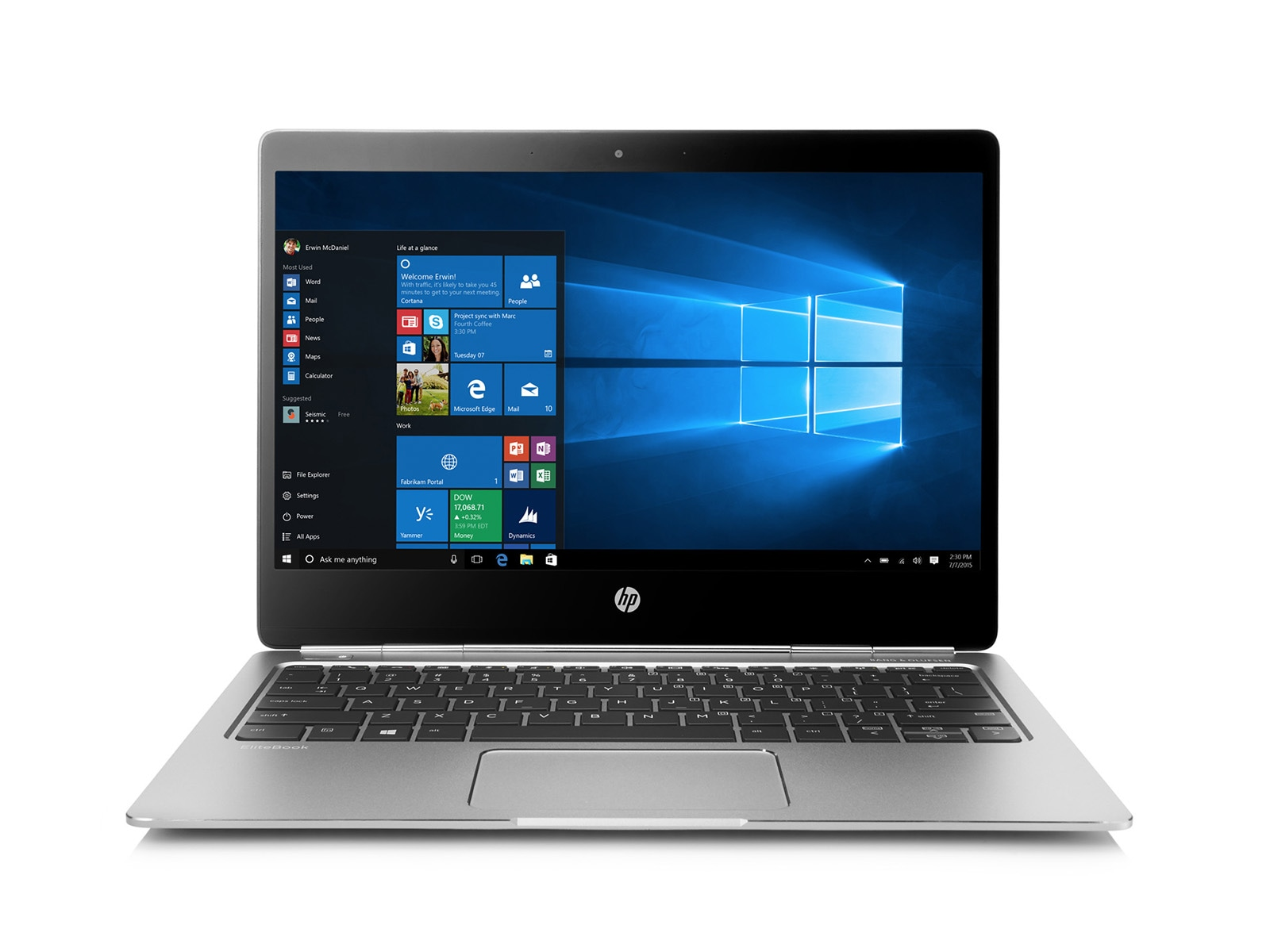 HP Elite Book Folio G1