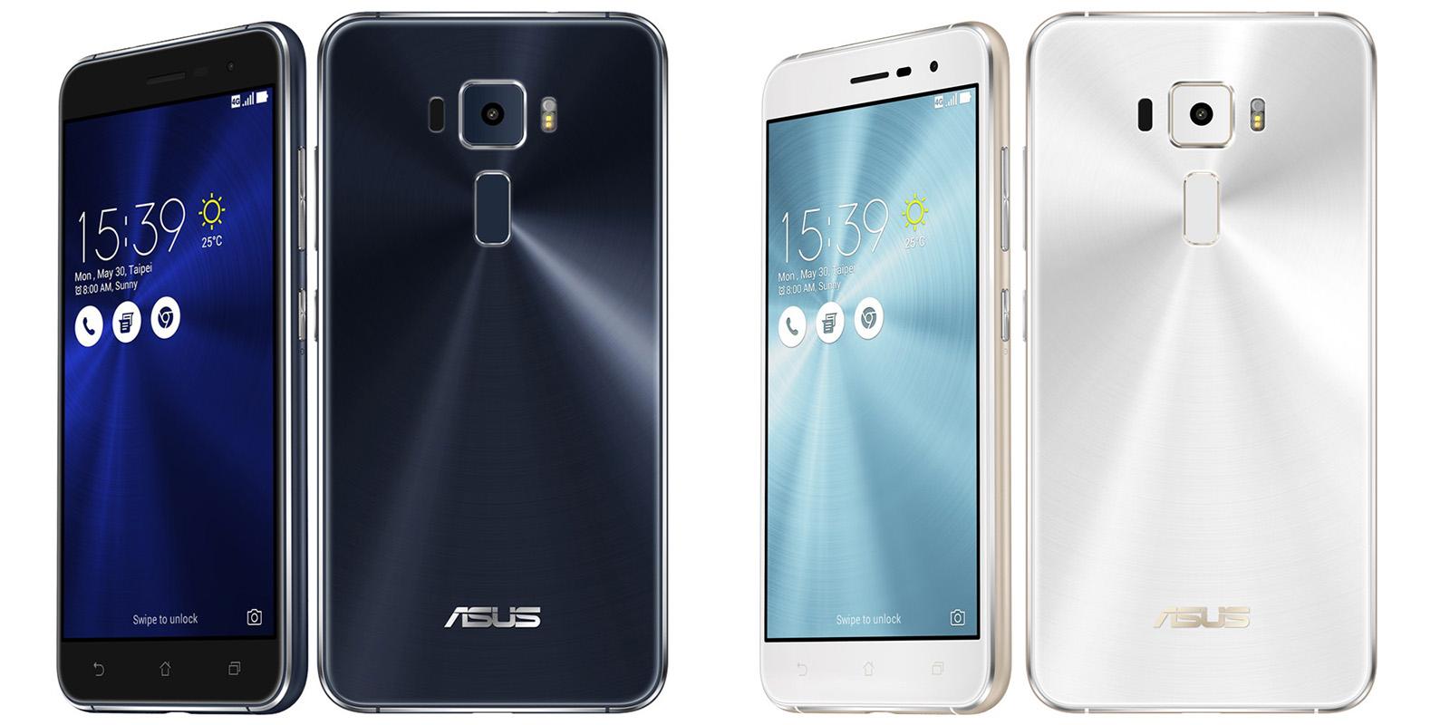 ASUS ZenFone ZE520KL