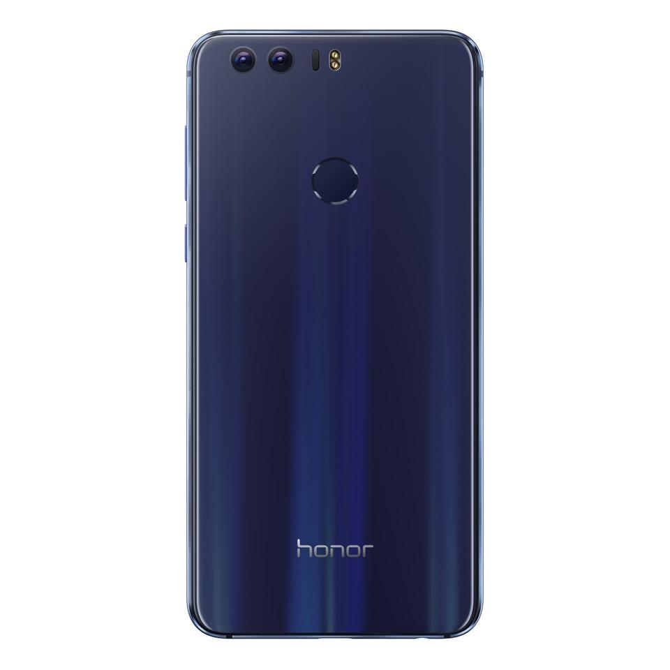 Huawei honor 8 背面