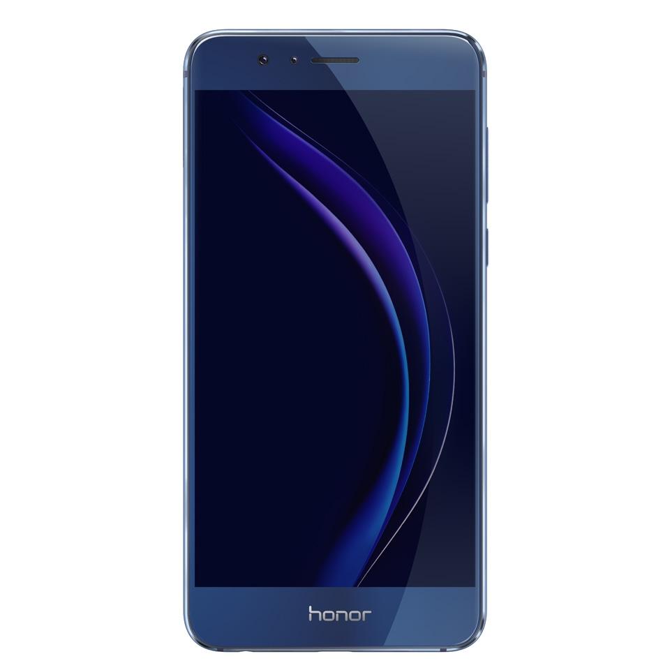 Huawei honor 8 前面
