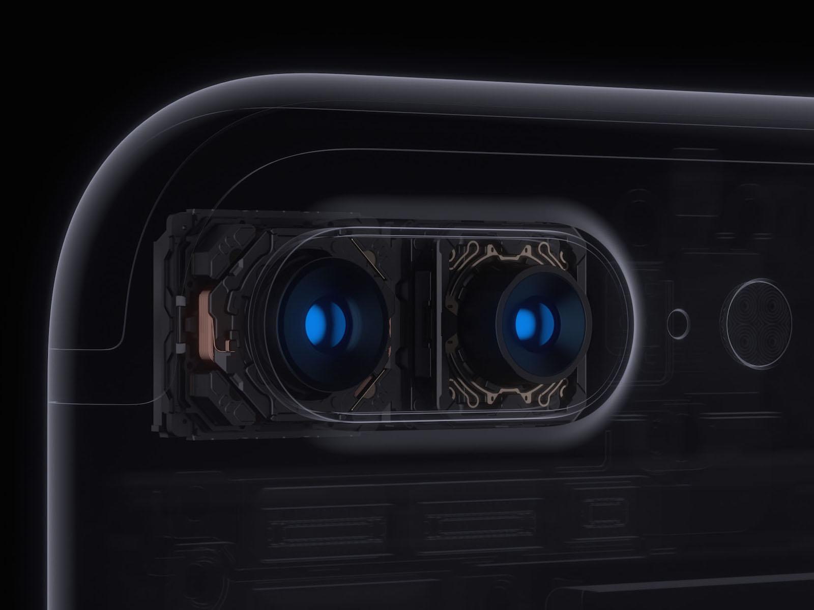 iPhone 7 iPhone 7 Plus カメラ性能