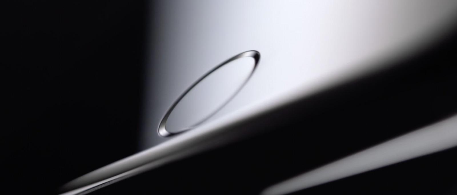 iPhone 7、iPhone 7 Plus ホームボタン