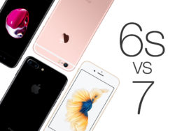 iPhone 7、7 Plus、6s、6s Plus 性能、価格比較