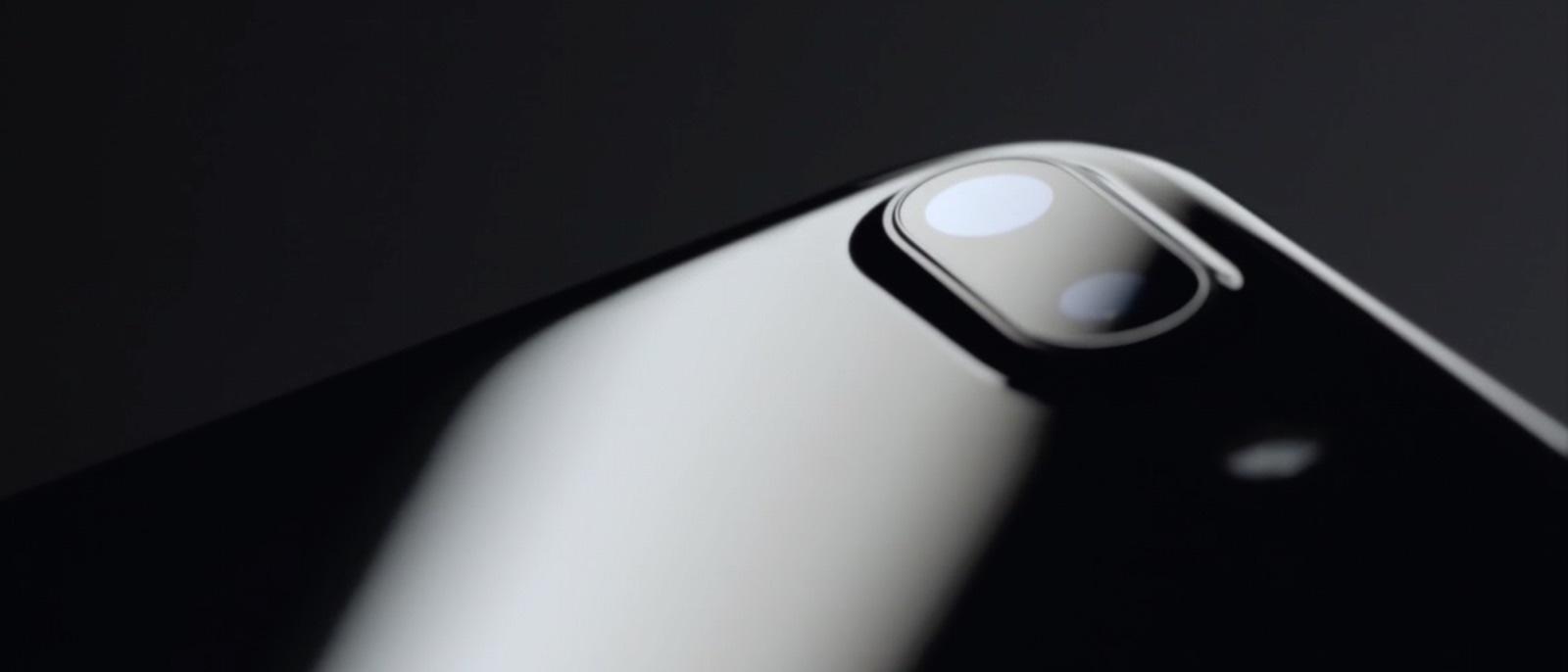 iPhone 7 Plus デュアルカメラ