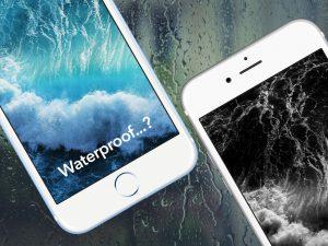 iPhone 7 防水