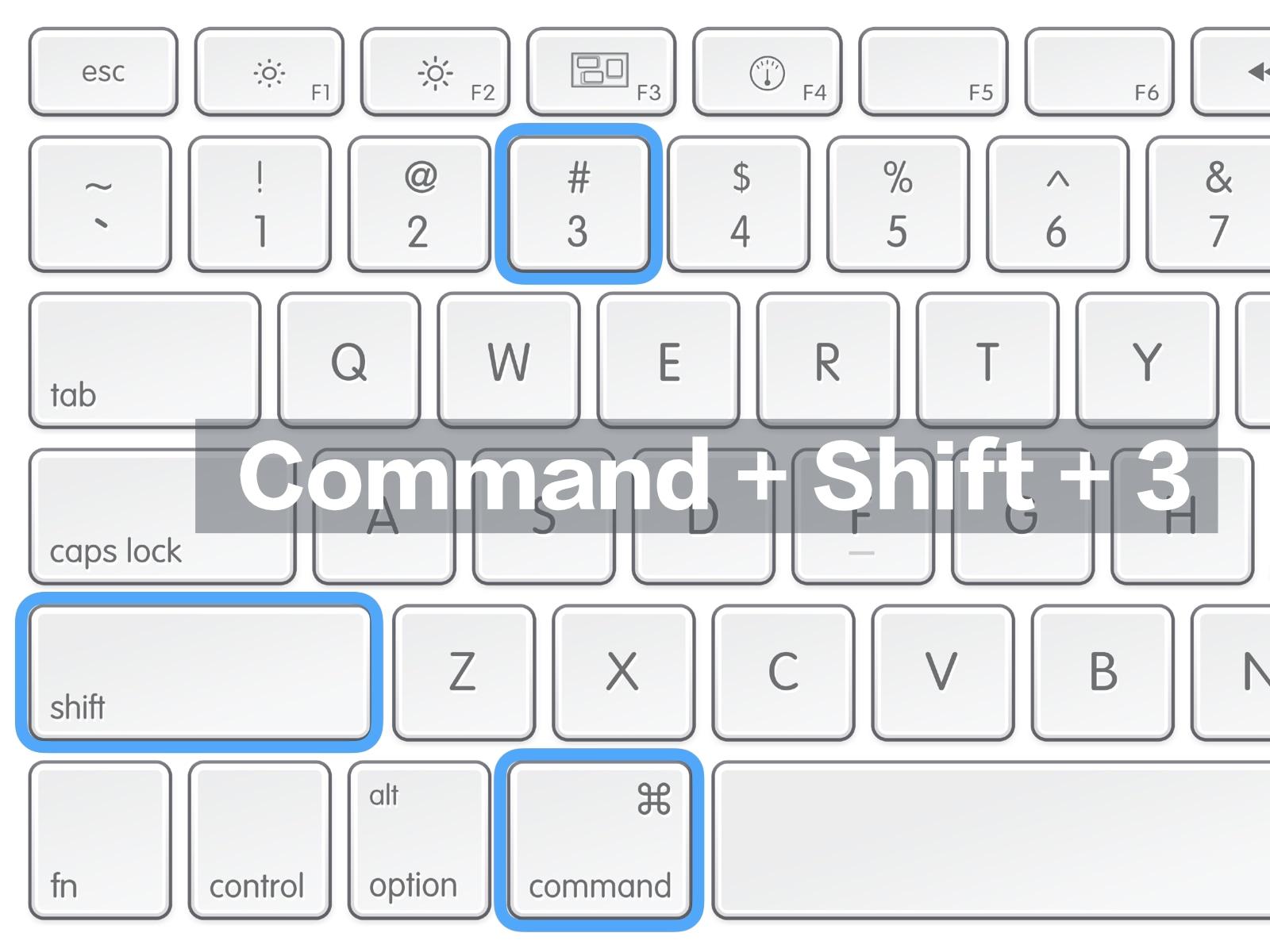 Mac スクリーンショット 全画面キャプチャー