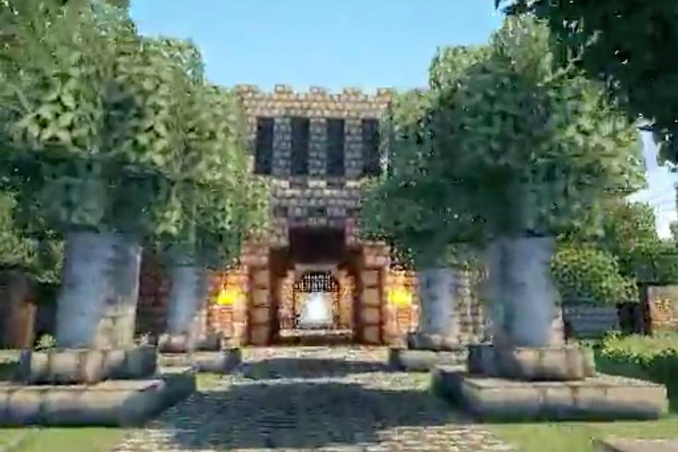 四角い世界に王国を築いてみた-01