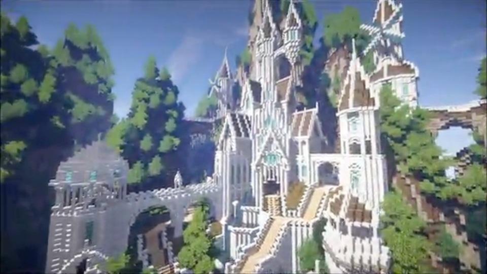 「スパフラにお城を生やしてみたよ」シリーズ-04