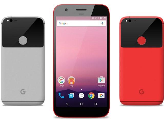 Google Pixel カラーバリエーション