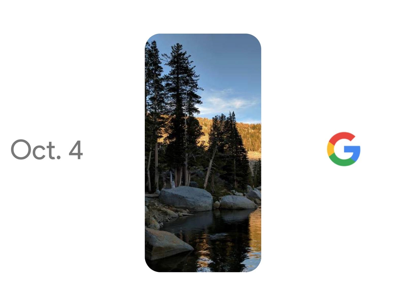Google Oct. 4