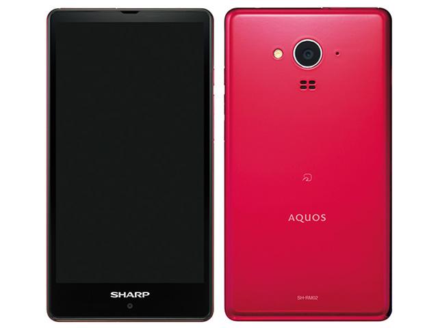 楽天モバイル シャープ AQUOS SH-RM02