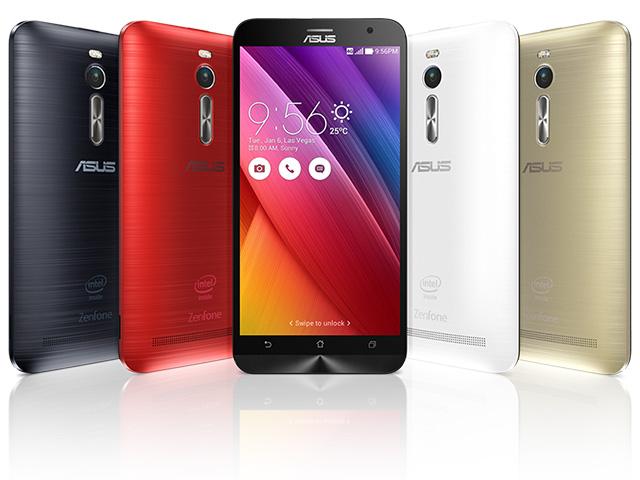 楽天モバイル ASUS Zenfone 2 ZE551ML