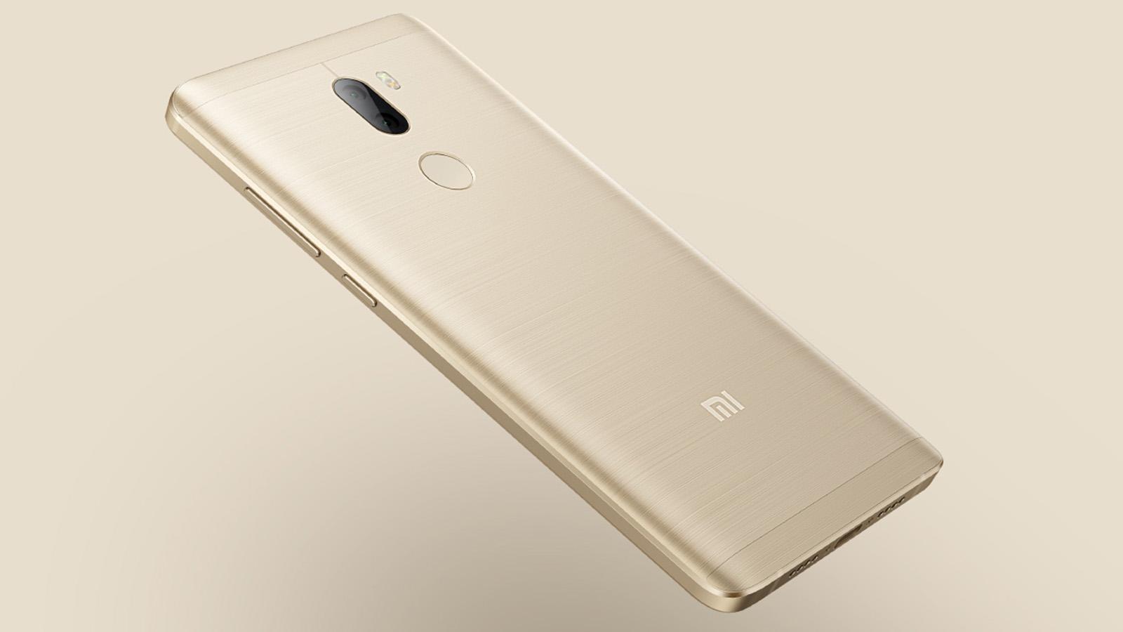 Xiaomi Mi5s Plus 背面