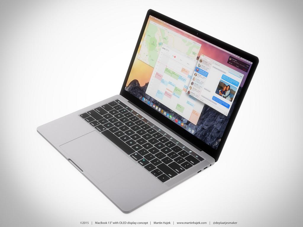 2016年 新型MacBook Pro