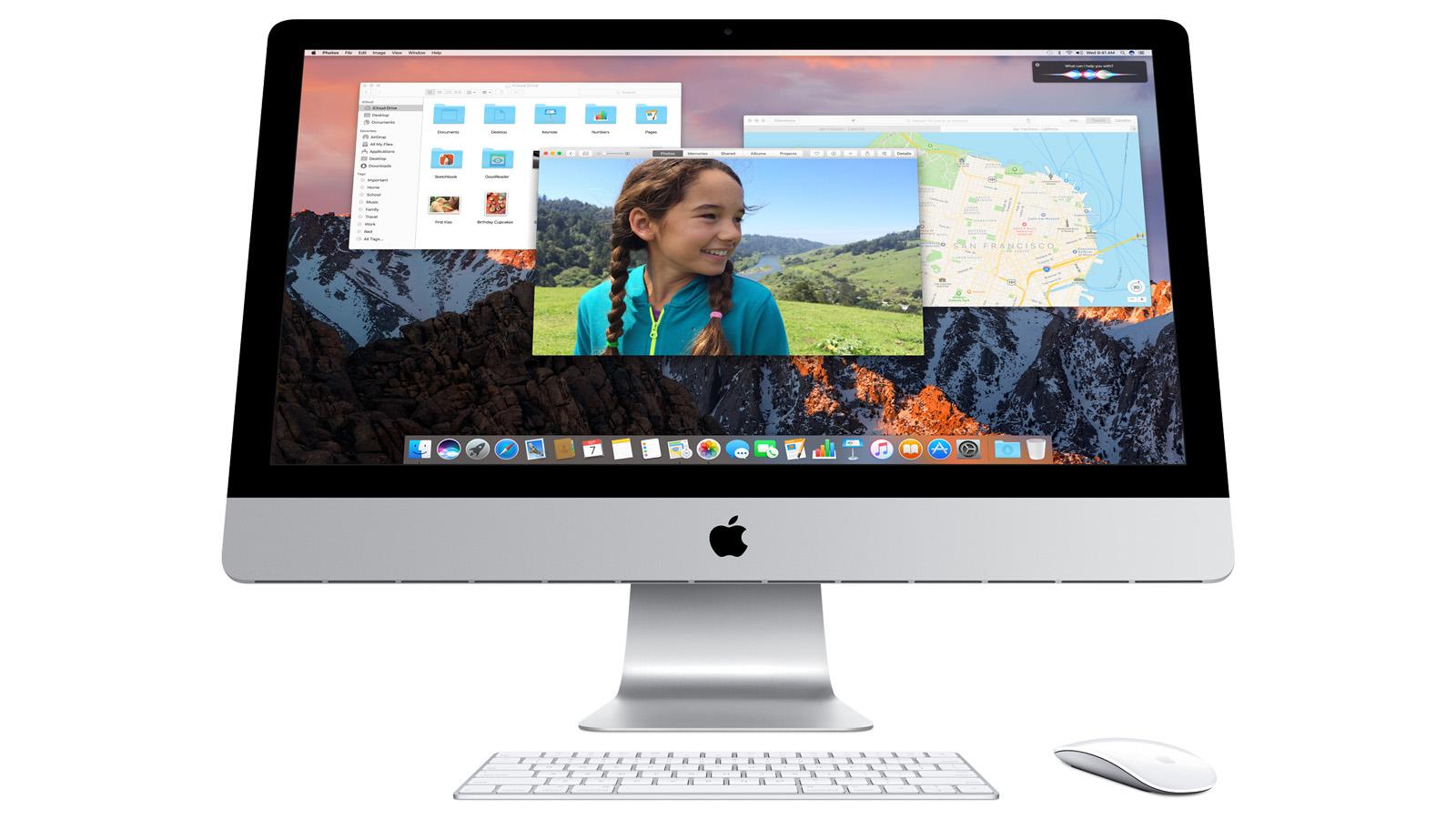 2016年 新型iMac