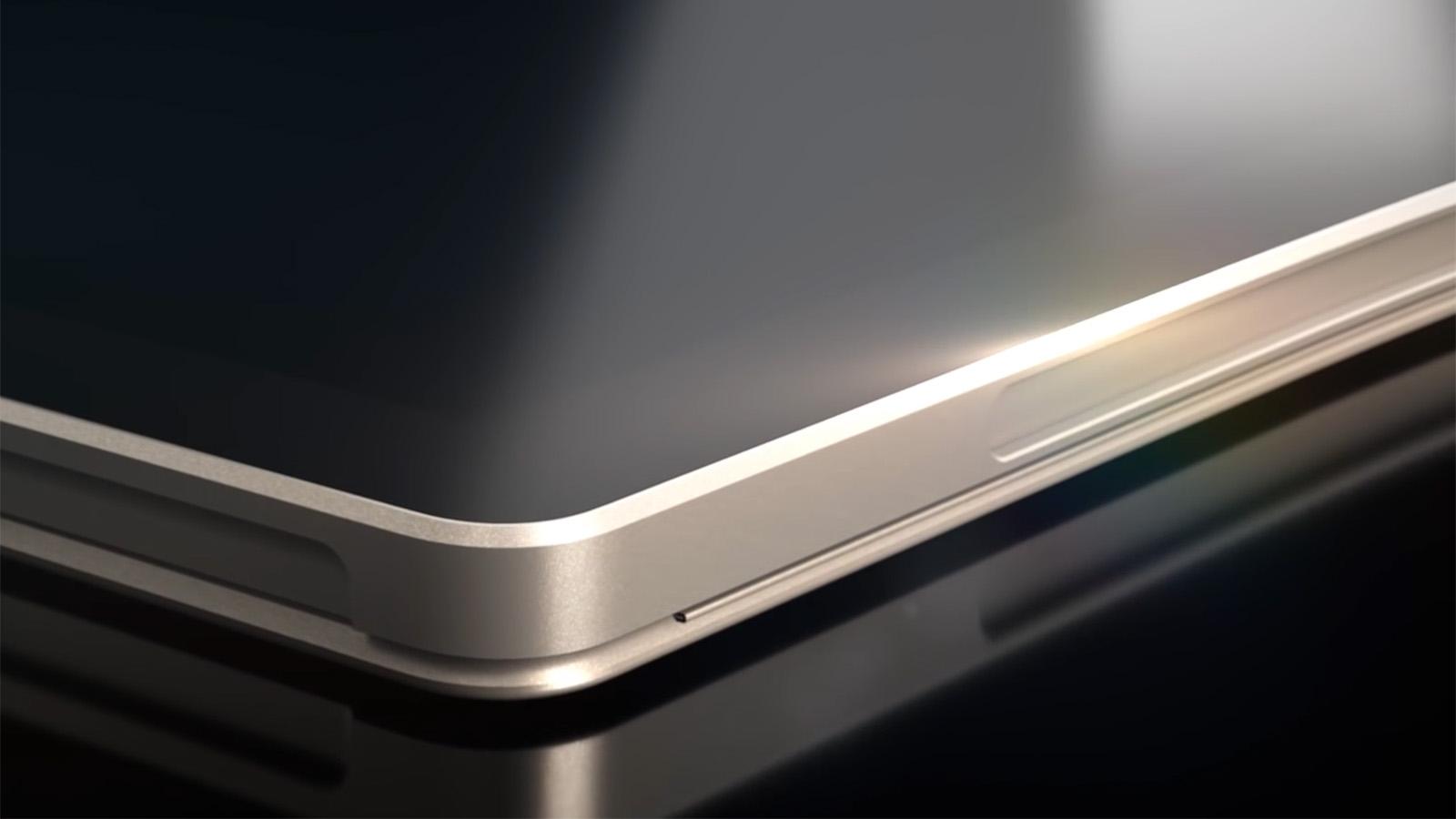 ASUS TransBook 3 デザイン ダイアモンドエッジ