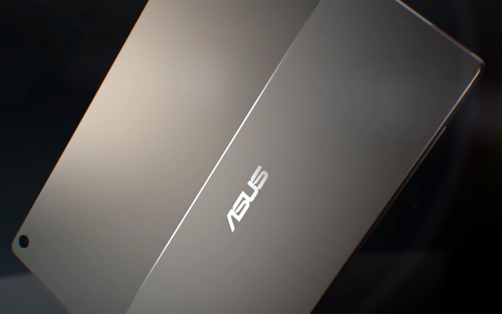 ASUS TransBook 3 デザイン 背面