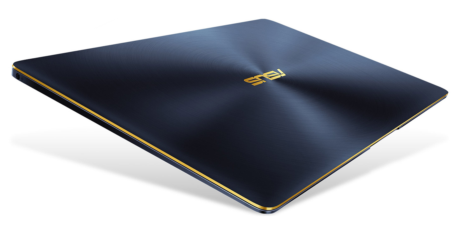 ASUS ZenBook 3 天板デザイン
