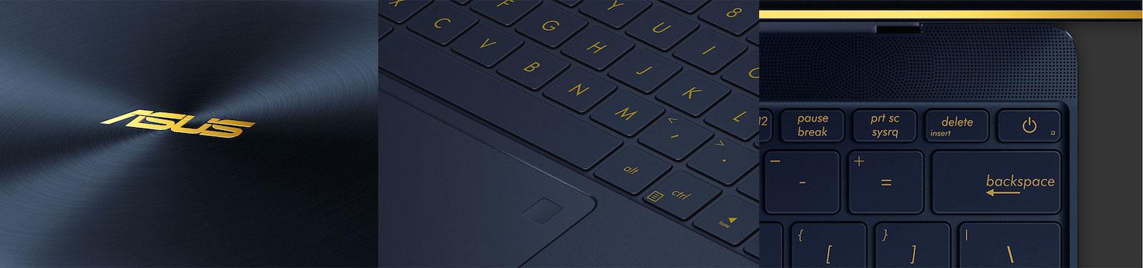 ASUS ZenBook 3 デザイン