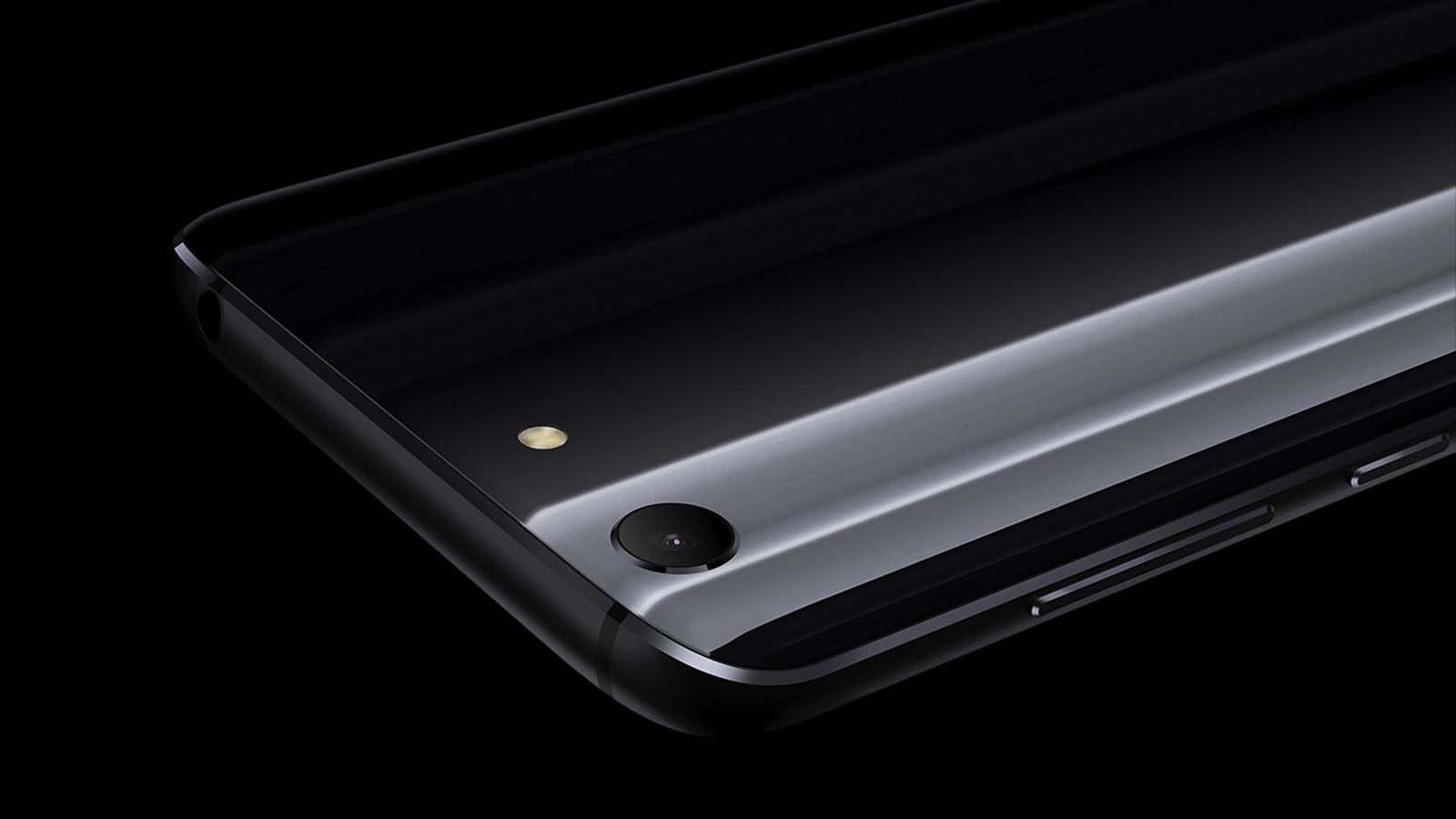 Elephone S7 背面デザイン