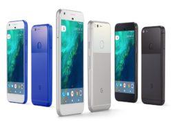 Google Pixel、Pixel XL