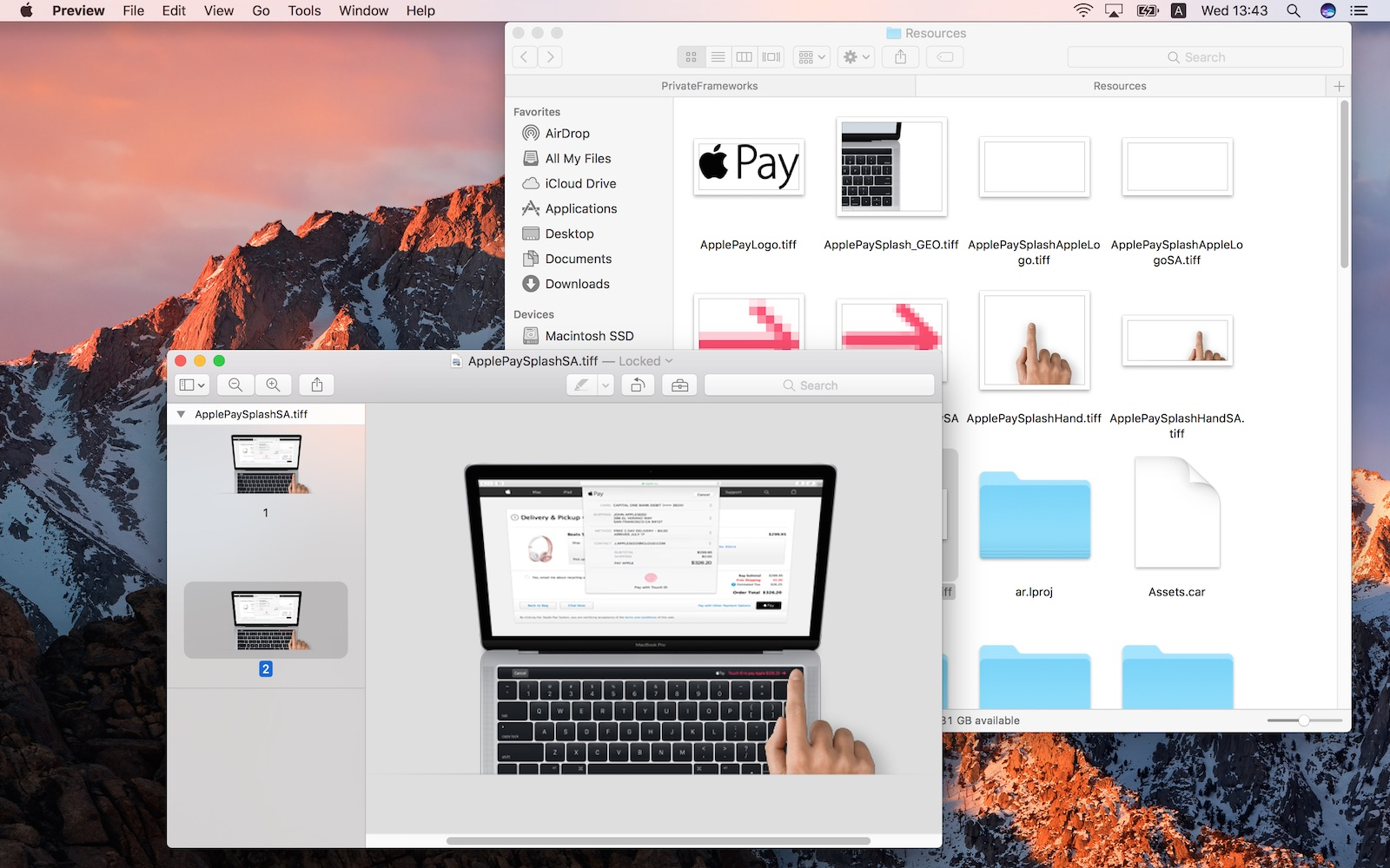 2016年 新型MacBook Pro リーク画像