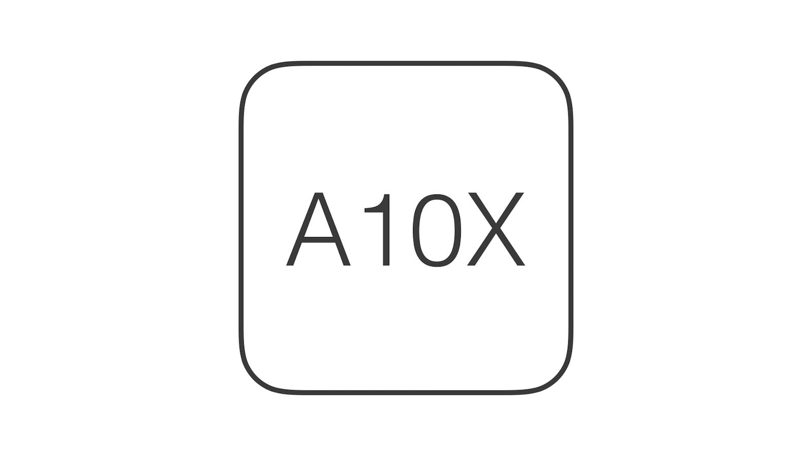 MacBook Apple A10Xチップ