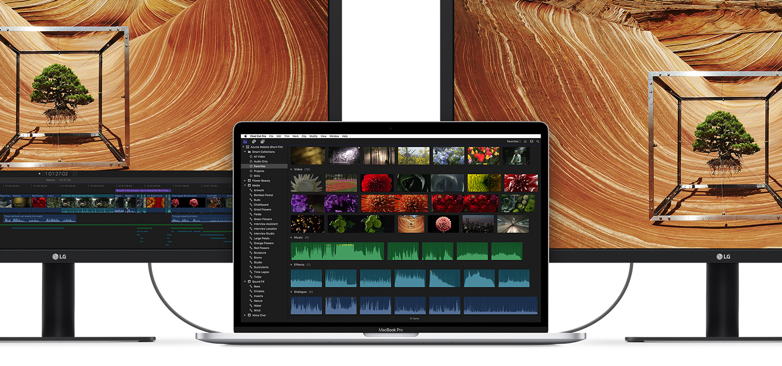2016年 MacBook Pro 外部ディスプレイ出力