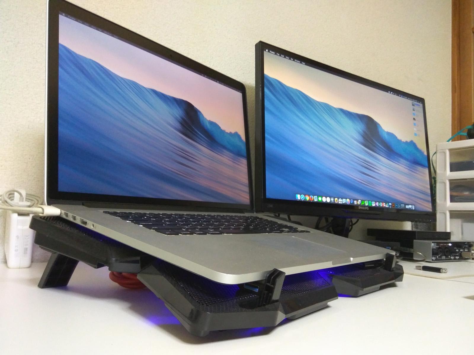 サンワサプライ パソコンデスク 100-DESK080W デスクセットアップ