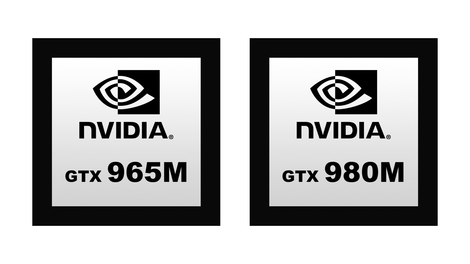 NVIDIA GeForce GTX 965M or 980M
