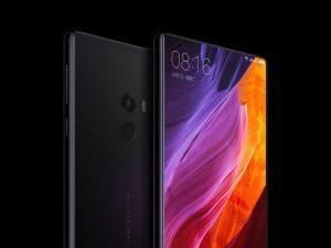 Xiaomi Mi MIX リリース