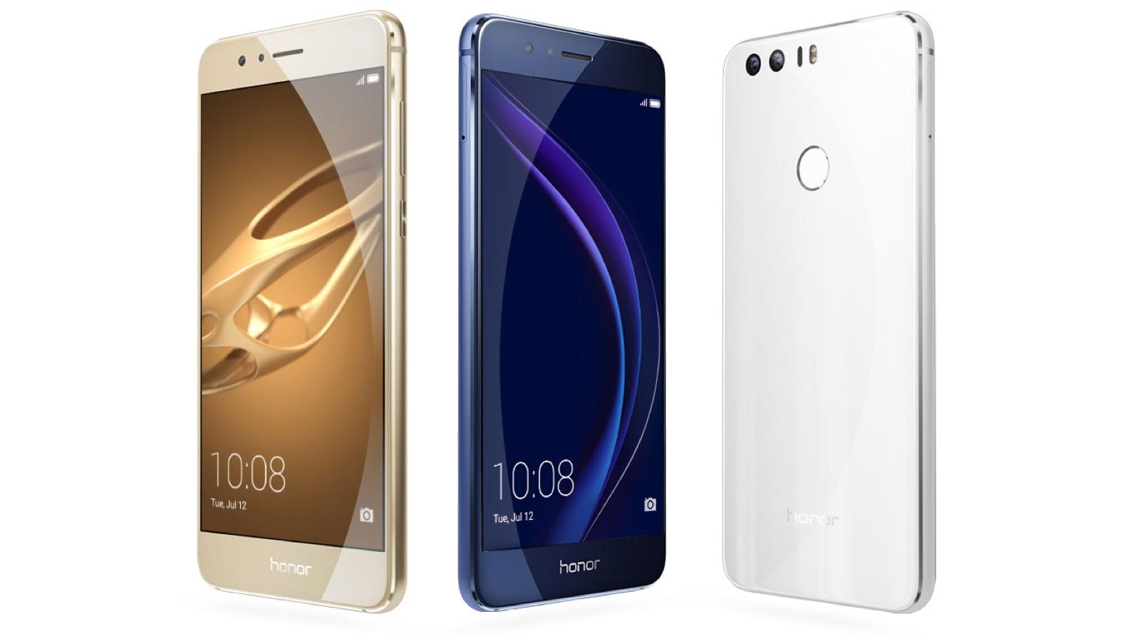 Huawei honor 8 外観