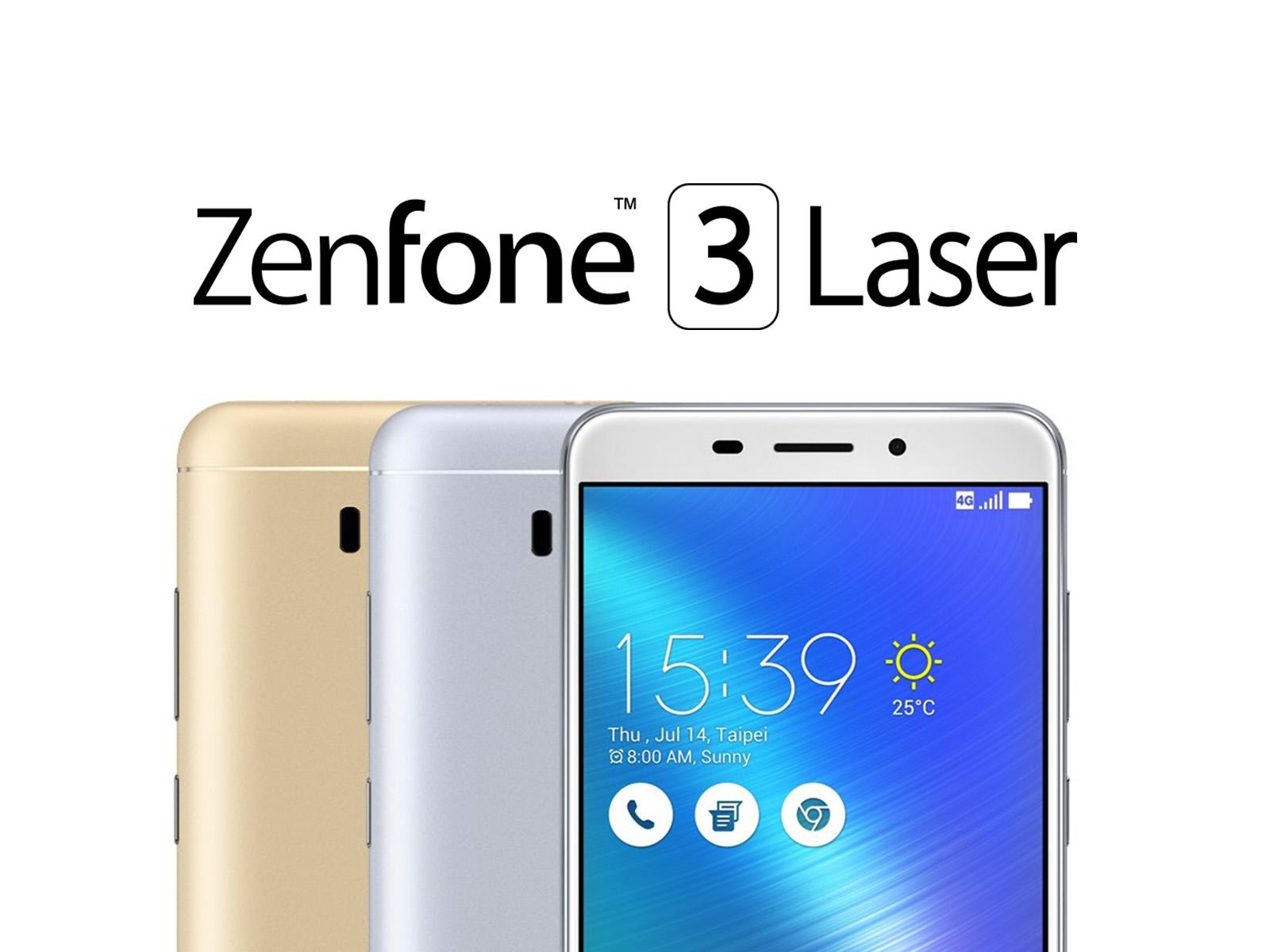「ZenFone 3 Laser」の画像検索結果