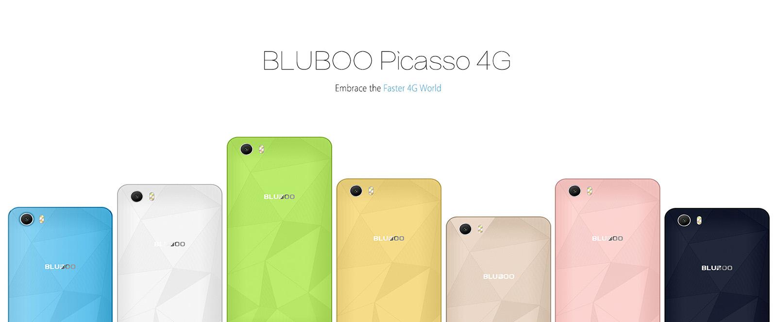 Bluboo Picasso 4G