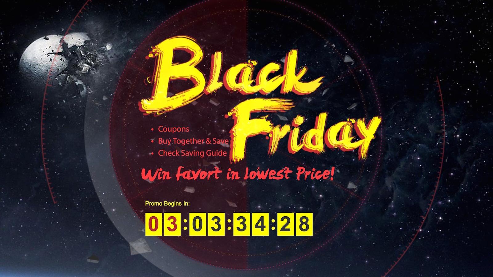 Black Friday Deals & Sales