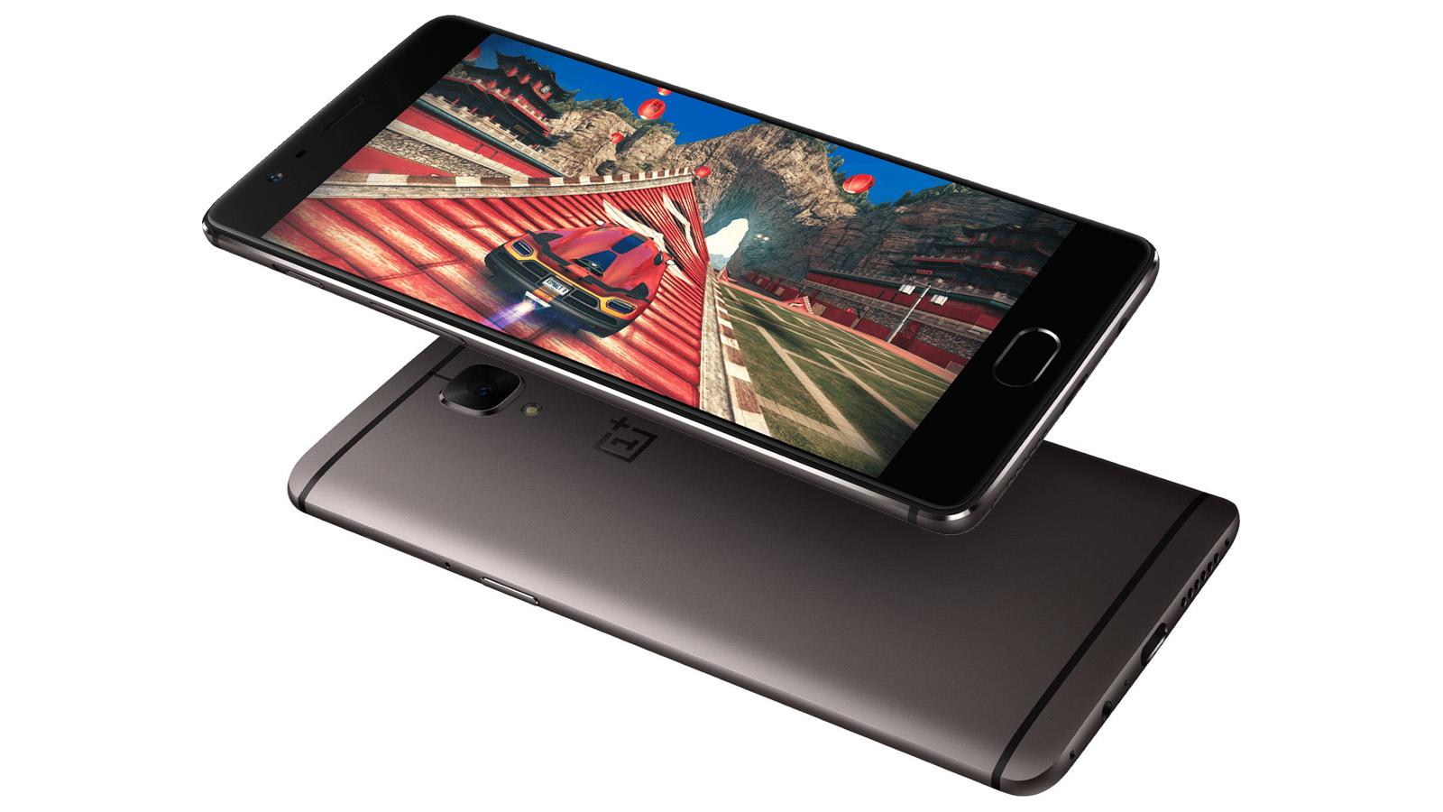 OnePlus 3T デザイン