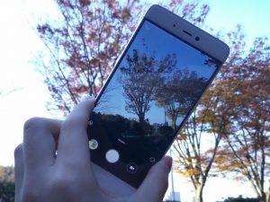 Xiaomi Mi5s バックカメラ 試し撮り