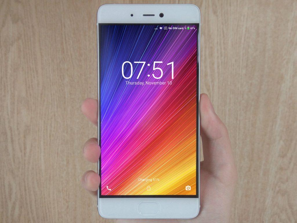 Xiaomi Mi5s 開封レビュー