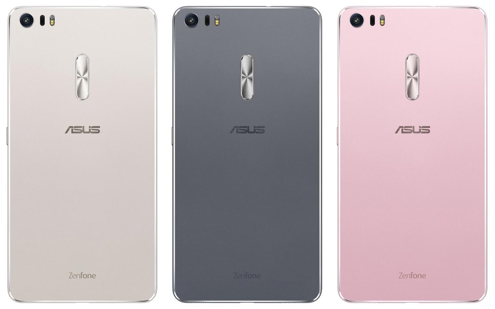 ASUS ZenFone 3 Ultra 背面