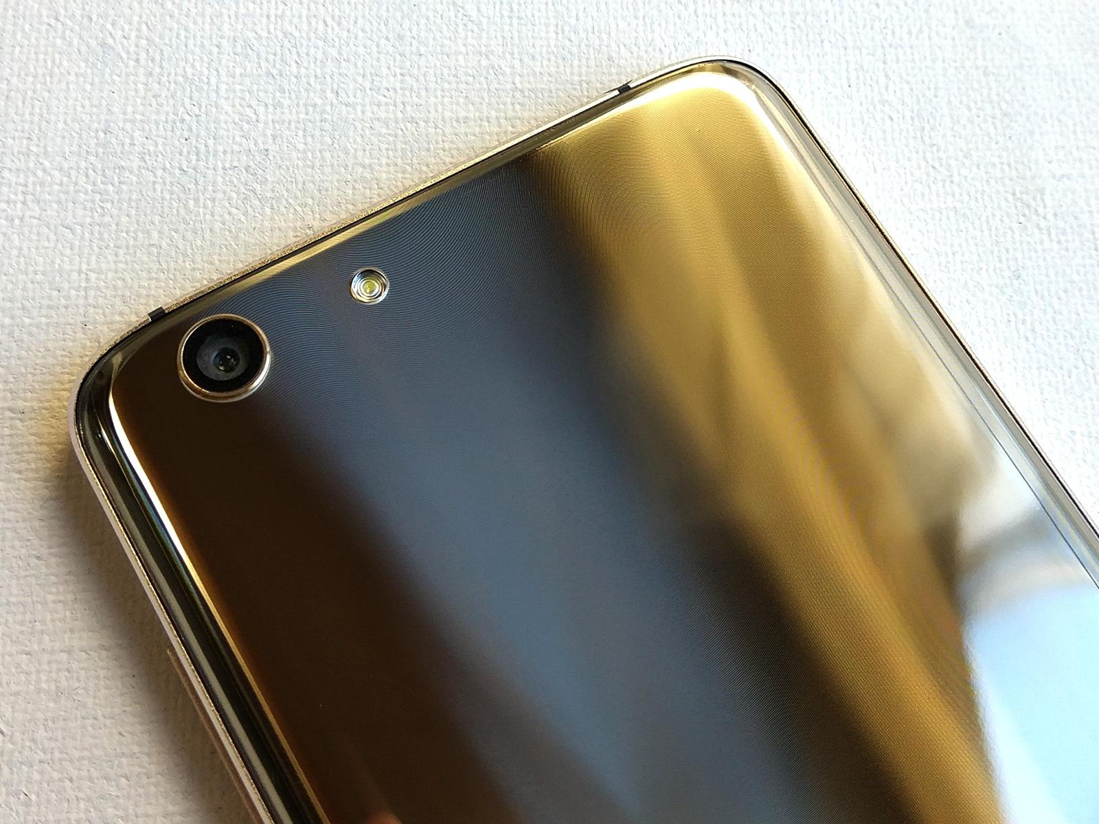 Elephone S7 バックカメラ