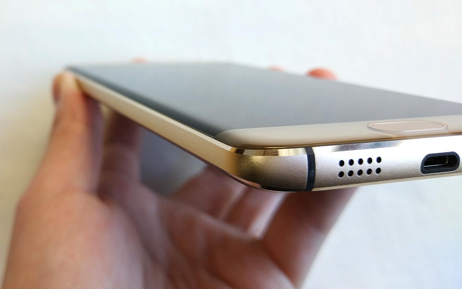 Elephone S7 2.5Dエッジ