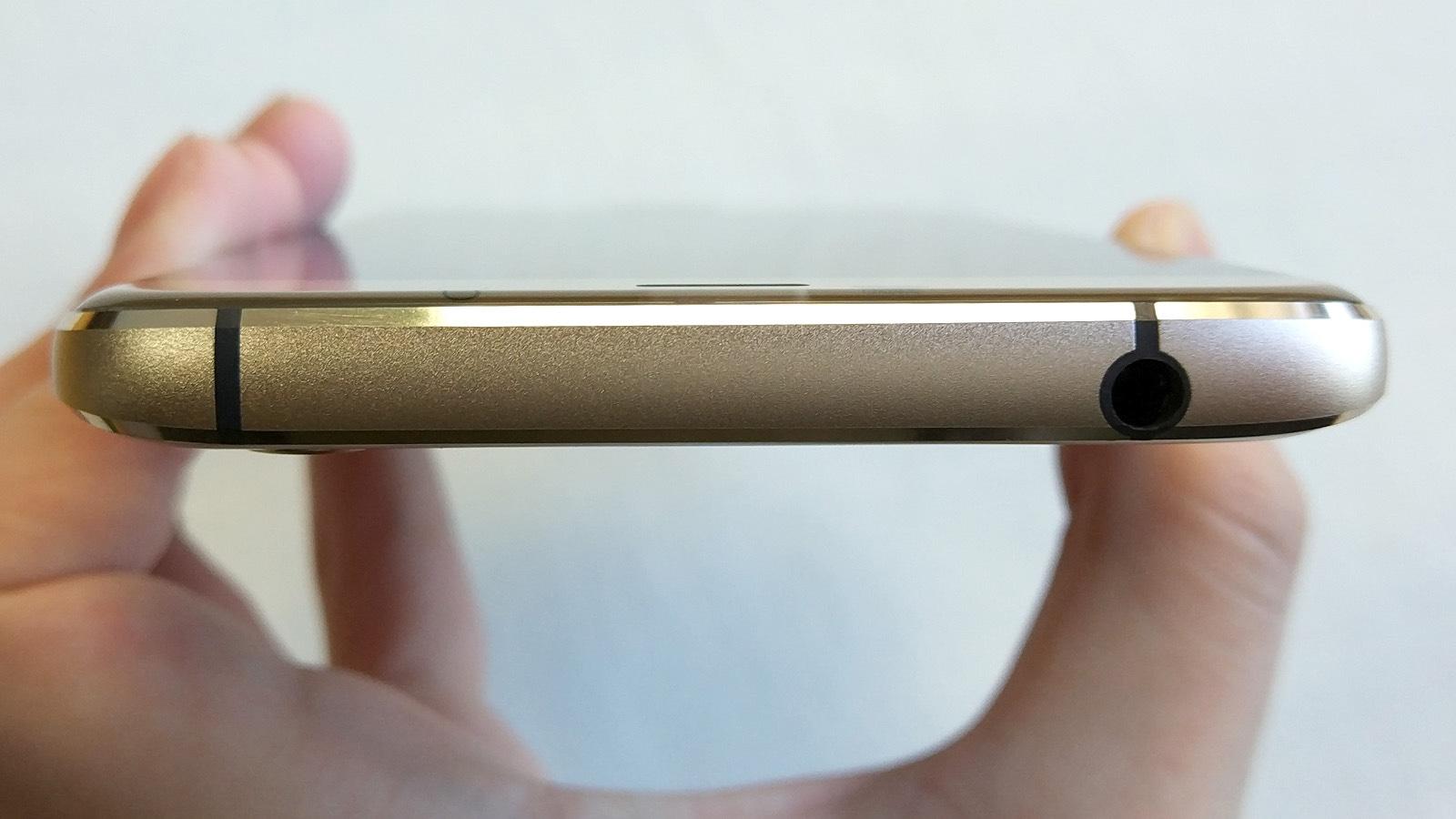 Elephone S7 天面