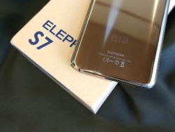 Elephone S7 開封レビュー