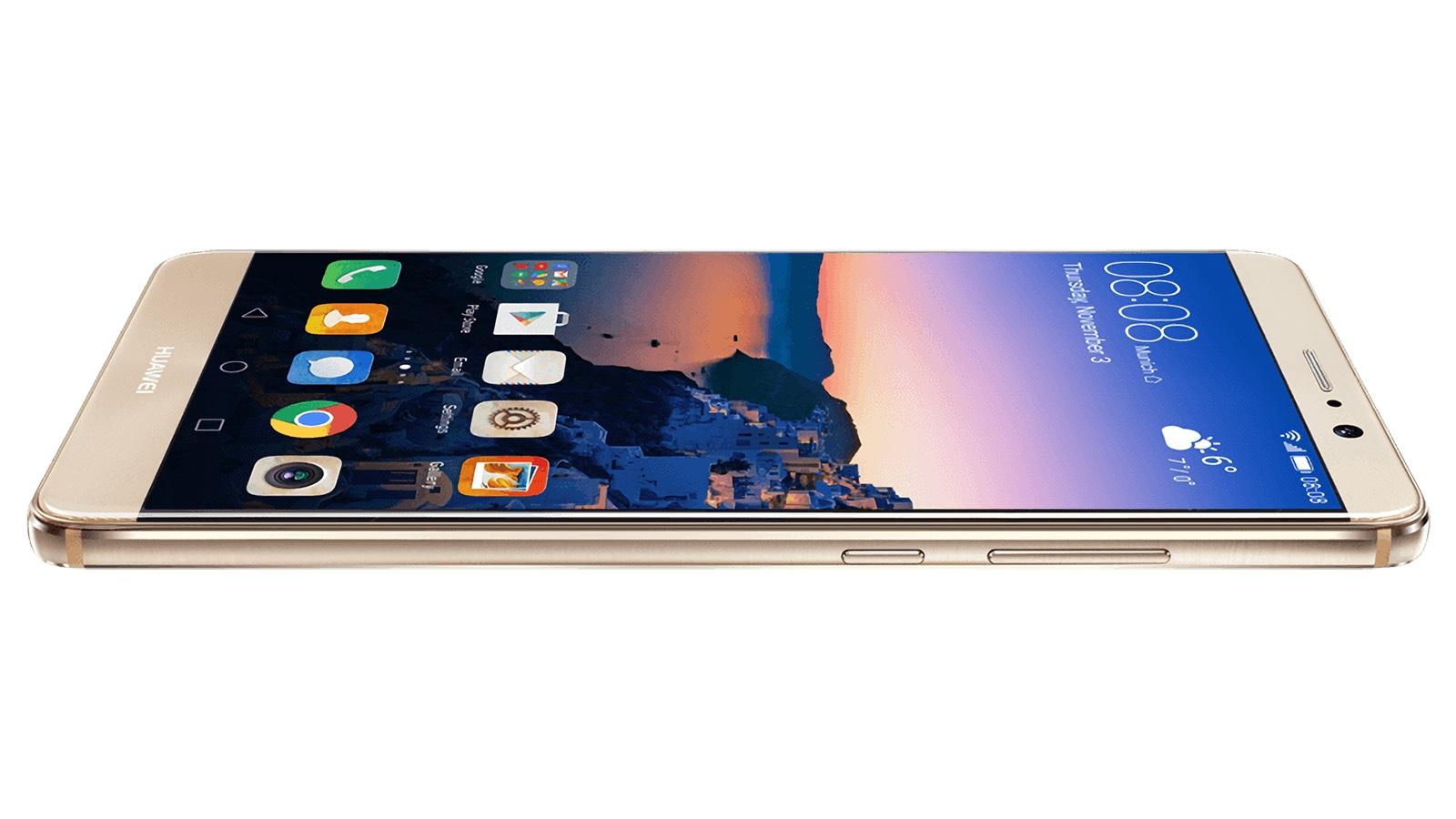 Huawei Mate 9 デザイン