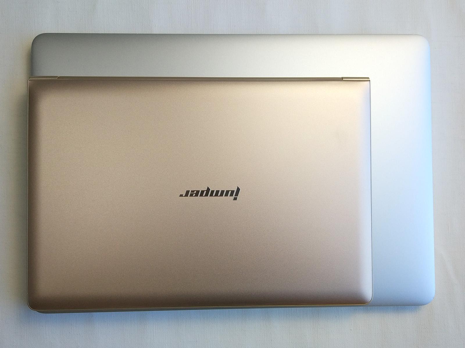 Jumper EzBook Air サイズ